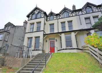 Thumbnail 8 bed town house for sale in Glenview Terrace, Port Erin, Isle Of Man