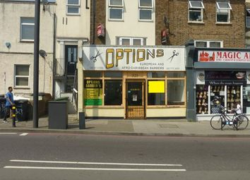 Thumbnail Retail premises to let in 325 Stanstead Road, Catford, London