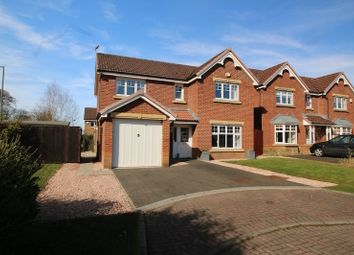 Thumbnail 4 bed detached house for sale in Callendar Park Drive, Falkirk