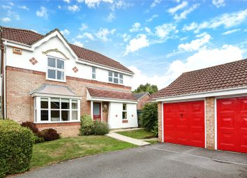 Thumbnail 4 bed detached house for sale in Wild Cherry Way, Chandler's Ford, Eastleigh, Hampshire