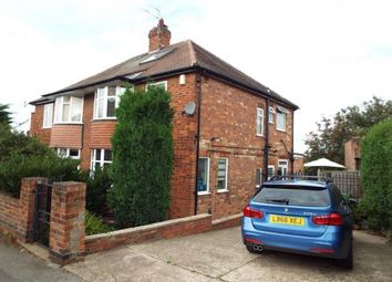 Thumbnail 3 bedroom semi-detached house for sale in Thorneywood Mount, Nottingham, Nottinghamshire