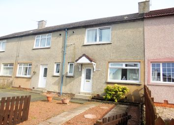 Thumbnail 2 bedroom terraced house for sale in Gair Crescent, Wishaw