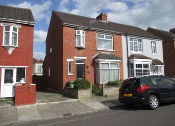 Thumbnail 3 bedroom semi-detached house to rent in Dartmouth Road, Portsmouth