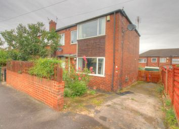 Thumbnail 3 bed semi-detached house for sale in Calverley Lane, Bramley, Leeds
