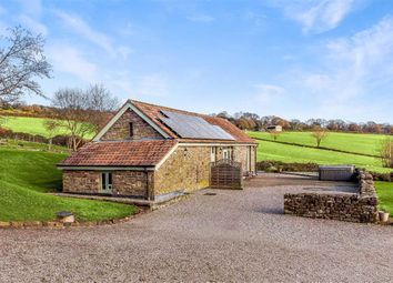 Thumbnail 4 bed detached house for sale in Bully Hole Bottom, Chepstow, Monmouthshire