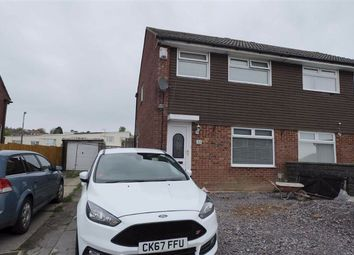 Thumbnail Semi-detached house for sale in Angle Close, Barry, Vale Of Glamorgan