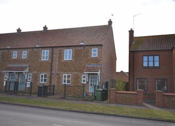 Thumbnail 3 bedroom terraced house to rent in Mountbatten Road, Dersingham, King's Lynn