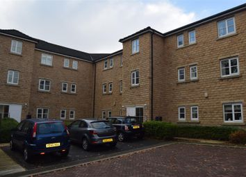 Thumbnail 2 bed flat for sale in Almond Court, Northowram, Halifax