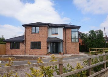 Thumbnail 4 bed detached house for sale in Newcastle Road, Stoke-On-Trent