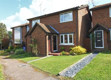 Thumbnail 2 bed semi-detached house to rent in Downhall Ley, Buntingford