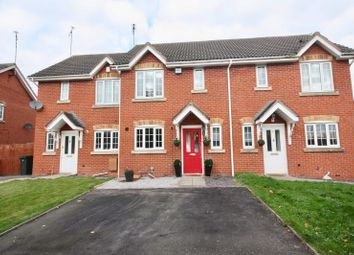 Thumbnail 3 bedroom terraced house for sale in Hedgefield Way, Coventry