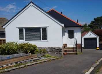 Thumbnail 2 bed detached bungalow for sale in Oakwood Close, Bournemouth