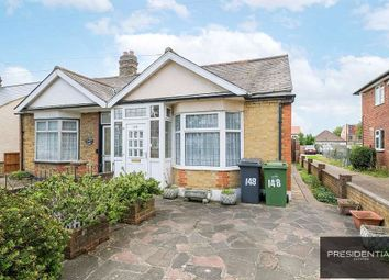 Thumbnail 2 bed bungalow for sale in Sinclair Road, Chingford, London