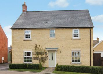 Thumbnail 6 bed detached house for sale in Larch Lane, Witney