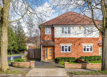Thumbnail 3 bed semi-detached house for sale in Howberry Road, Edgware, Middlesex