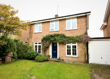 Thumbnail 4 bedroom detached house for sale in Horseshoe Close, Balsham, Cambridge