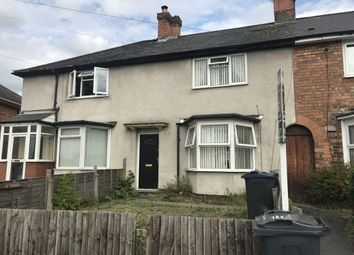 Thumbnail 2 bed terraced house for sale in The Ring, Yardley, Birmingham