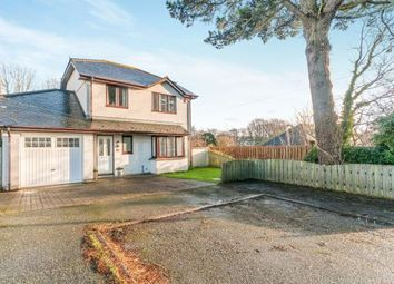 Thumbnail 4 bed detached house for sale in Camborne, Cornwall, .