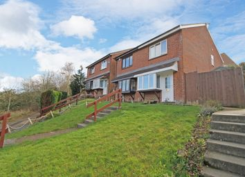 Thumbnail 2 bed end terrace house for sale in Howard Close, Exeter