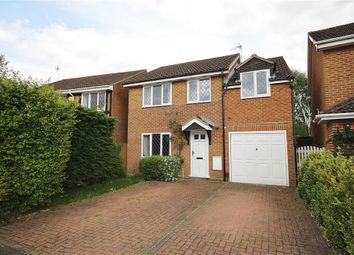 Thumbnail 4 bed detached house to rent in Foster Road, Abingdon-On-Thames