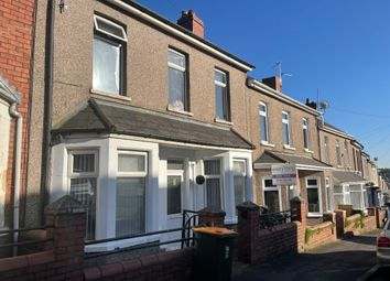 Thumbnail 3 bed terraced house for sale in Brynglas Avenue, Newport
