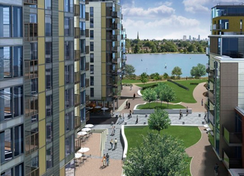 Thumbnail 1 bed flat for sale in Park House, Woodberry Down, Woodberry Grove, Finsbury Park, London