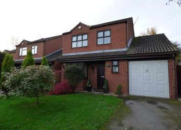Thumbnail 3 bed detached house for sale in The Hollies, Sandiacre, Nottingham