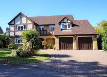 5 bed detached house for sale in Barberry Way, Hawley GU17