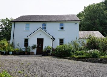 Thumbnail 2 bed detached house for sale in Cynghordy, Llandovery