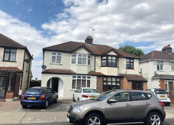 Thumbnail 4 bed terraced house to rent in Jubilee Avenue, Romford