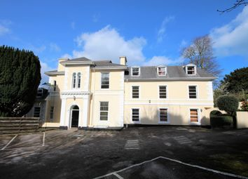 Thumbnail 2 bed flat to rent in Higher Erith Road, Torquay