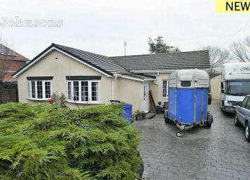 Thumbnail 3 bed detached bungalow for sale in Owston Road, Carcroft, Doncaster.