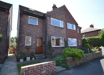 Thumbnail 3 bedroom semi-detached house for sale in Bromley Mount, Wakefield