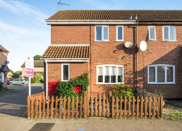 Thumbnail 3 bed end terrace house for sale in Pursehouse Way, Diss