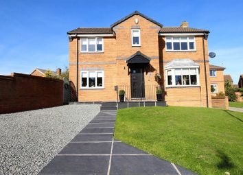 Thumbnail 4 bed detached house for sale in Sandpiper Close, Crossgates, Scarborough