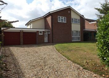 Thumbnail 3 bed detached house to rent in Kings Head Lane, North Lopham