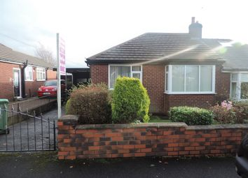 Thumbnail 2 bed semi-detached bungalow for sale in 63 Oakbank Avenue, Chadderton