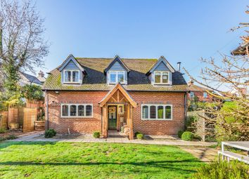 Thumbnail 4 bed detached house for sale in High Street, Rowledge, Farnham, Surrey