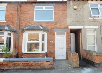 Thumbnail 3 bed terraced house to rent in Union Street, Mansfield, Nottinghamshire
