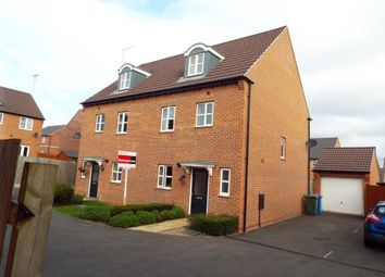 Thumbnail 4 bed semi-detached house for sale in Piper Close, Mansfield Woodhouse, Mansfield, Nottinghamshire