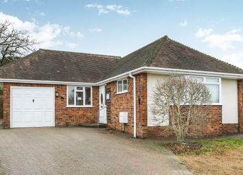 Thumbnail 3 bed detached bungalow for sale in Testlands Avenue, Nursling, Southampton