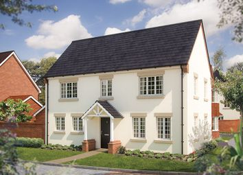 "Thumbnail 4 bed detached house for sale in ""The Montpellier"" at St. James Way, Biddenham, Bedford"