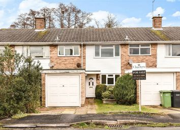 Thumbnail 3 bed terraced house to rent in Lake Farm Close, Hedge End, Hampshire