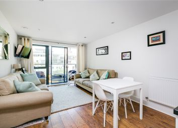 Thumbnail 2 bed flat for sale in Knightley Walk, London