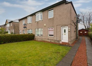 Thumbnail 3 bed flat for sale in 108 Chirnside Road, Glasgow