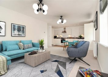 Thumbnail 2 bedroom flat for sale in Newman Court, Horsham