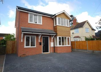 Thumbnail 4 bed property for sale in Victoria Road, Ledbury, Herefordshire