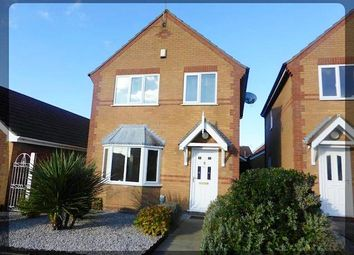 Thumbnail 3 bedroom detached house to rent in Kingsbury Way, Kingswood, Hull