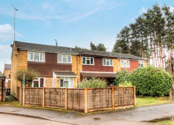 Thumbnail 3 bed end terrace house for sale in Warren Close, Whitehill, Bordon