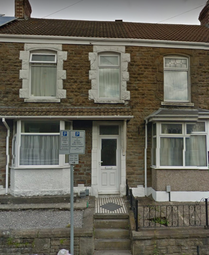 Thumbnail 5 bedroom terraced house to rent in Rhondda Street, Swansea